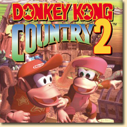 Donkey Kong Country 2: Diddy's Kong Quest Image