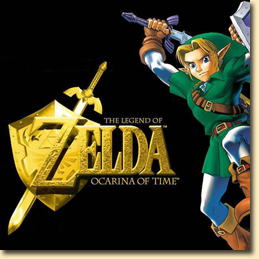 The Legend of Zelda: Ocarina of Time Image