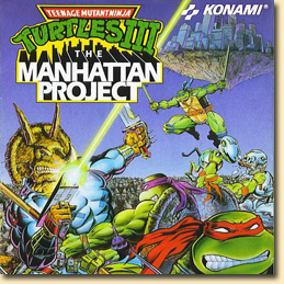 Teenage Mutant Ninja Turtles III: The Manhattan Project Image