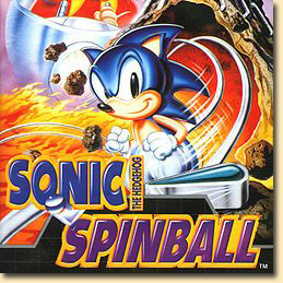 Sonic the Hedgehog Spinball Image