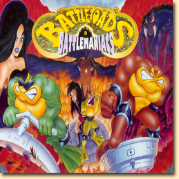 Battletoads in Battlemaniacs Image